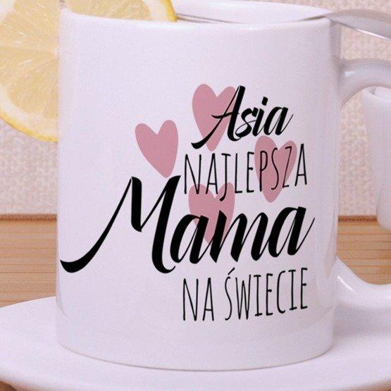 Kubek Najlepsza Mama na Świecie