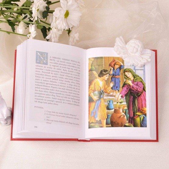 Biblia- Pamiątka Chrztu Świętego