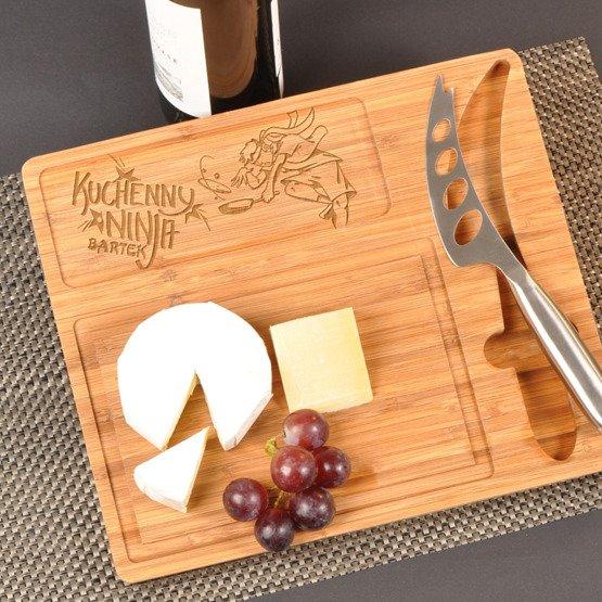 Deska kuchenna- Kuchenny ninja