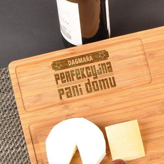 Deska kuchenna- Perfekcyjna pani domu