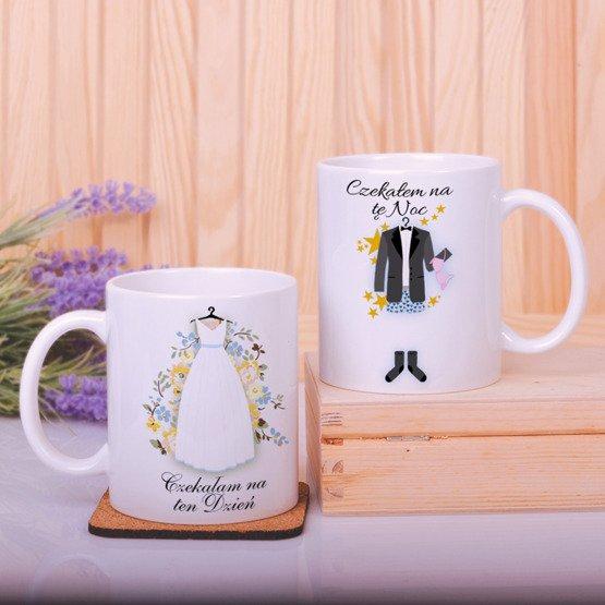 Dwa kubki dla małżeństwa