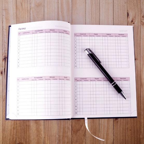 Kalendarz nauczycielski 2020/2021 - dla wychowawcy