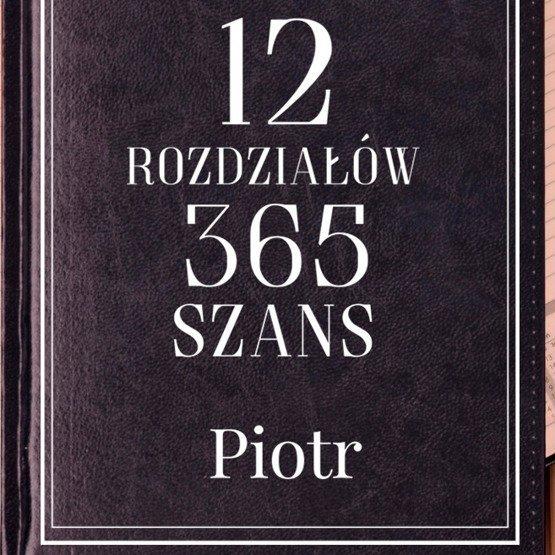 Kalendarz z nadrukiem- 12 rozdziałów...