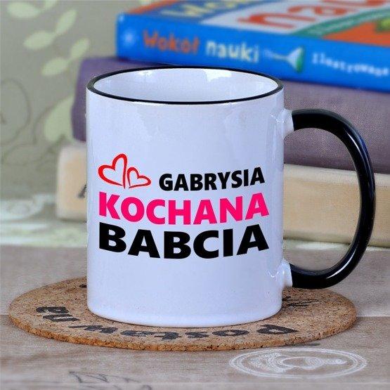 "Kubek ""Kochana Babcia"""