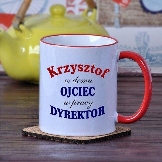 "Kubek ""Ojciec Dyrektor"""