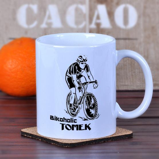 Kubek dla kolarza / rowerzysty