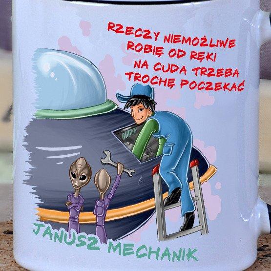 Kubek dla mechanika