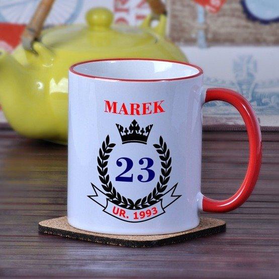 Kubek do herbaty- urodzinowy