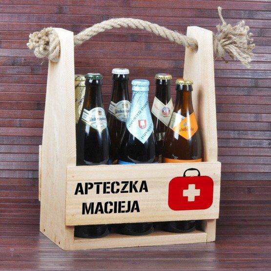 Nosidełko dla piwosza