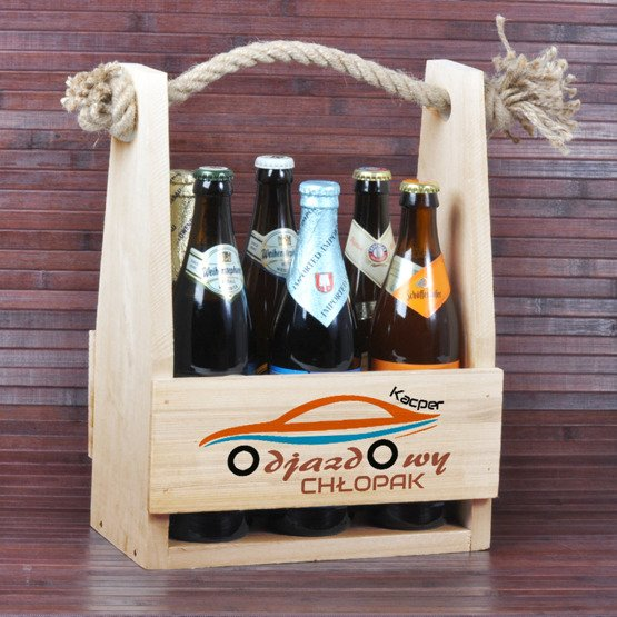 Nosidełko na piwo dla Odjazdowego Chłopaka