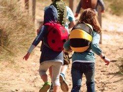 Plecak dziecięcy LITTLE LIFE L12310 Biedronka 3+