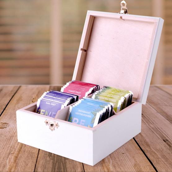 Pudełko z herbatą Lipton - Wspólna podróż