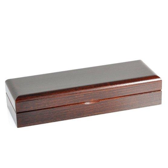 Zestaw Parker IM w eleganckim, drewnianym pudełku